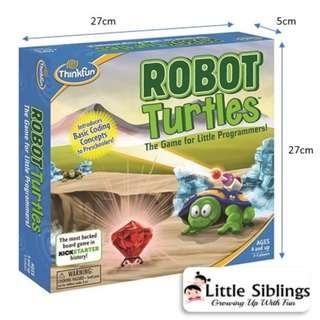 ThinkFun - Robot Turtle - The Game for Little Programmers