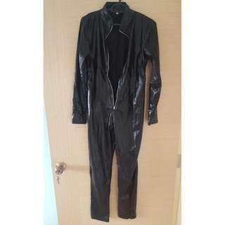 Ladies Black Bodysuit (Black widow suit / Black widow costume)