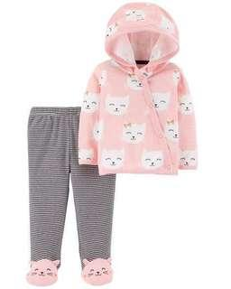 🚚 ⚡️PRICE DROP⚡️Carter's Gift Set for Baby Girl Newborn