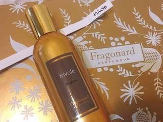 Fragonard 輕舞飛揚Frivole 60ml (法國花宮娜)