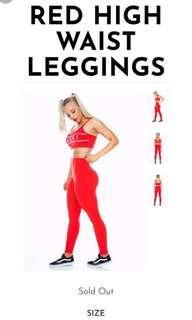 Saski Collection Leggings