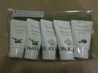 Nature Republic Travel Kit