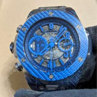 Big Bang Unico Italia Independent Blue - Hublot (Brand New)