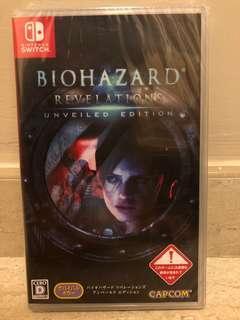 Switch Biohazard