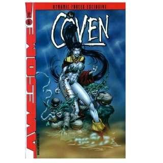 COVEN #5A (AWESOME ENTERTAINMENT COMICS)