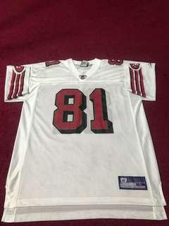 San Francisco Authentic Reebok Jersey