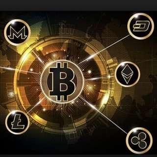 Selling Bitcoin, Ethereum, Ripple, Tether, Cryptocurrency @ Market Rate