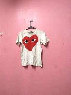T-Shirt PLAY CdG *Unisex