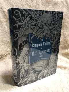 HP Lovecraft complete series.
