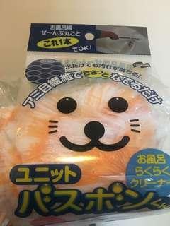🚚 日本同款小海豹浴室清潔風呂刷
