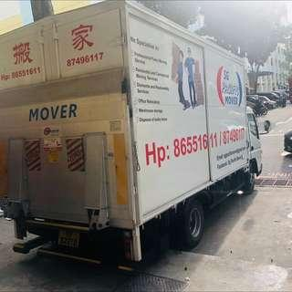 Sg pacific mover & trading Pte Ltd