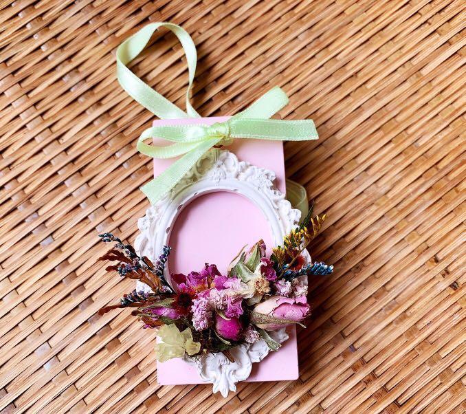 香氛擴香石🌹/婚禮小物/乾燥花