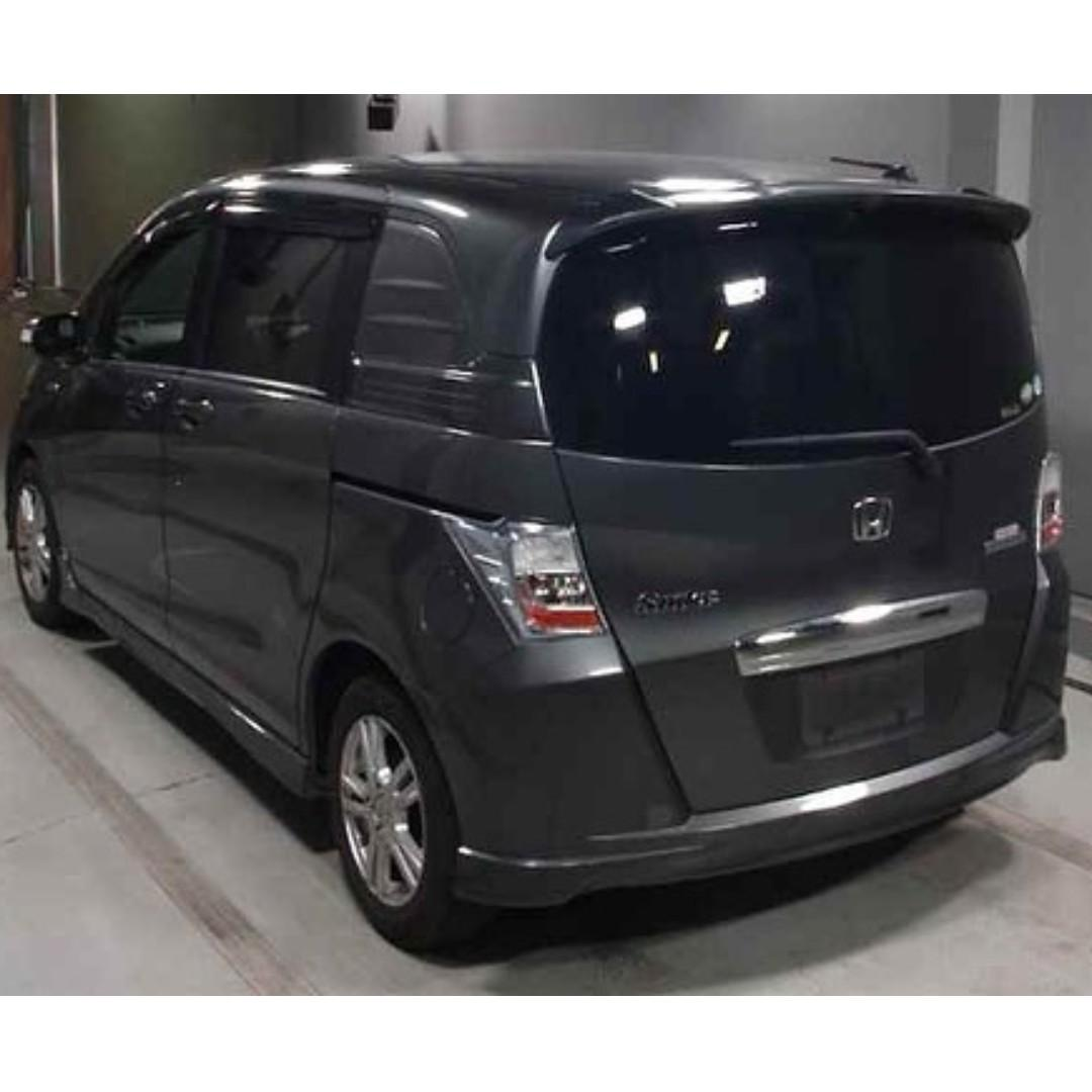 HONDA FREED SPIKE HYBRID (2012)