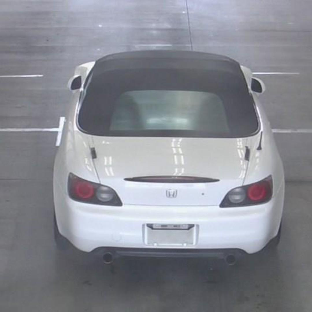 HONDA S2000 2000