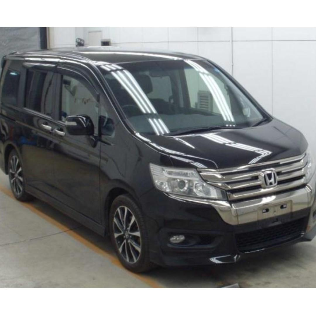HONDA STEP WAGON 2013