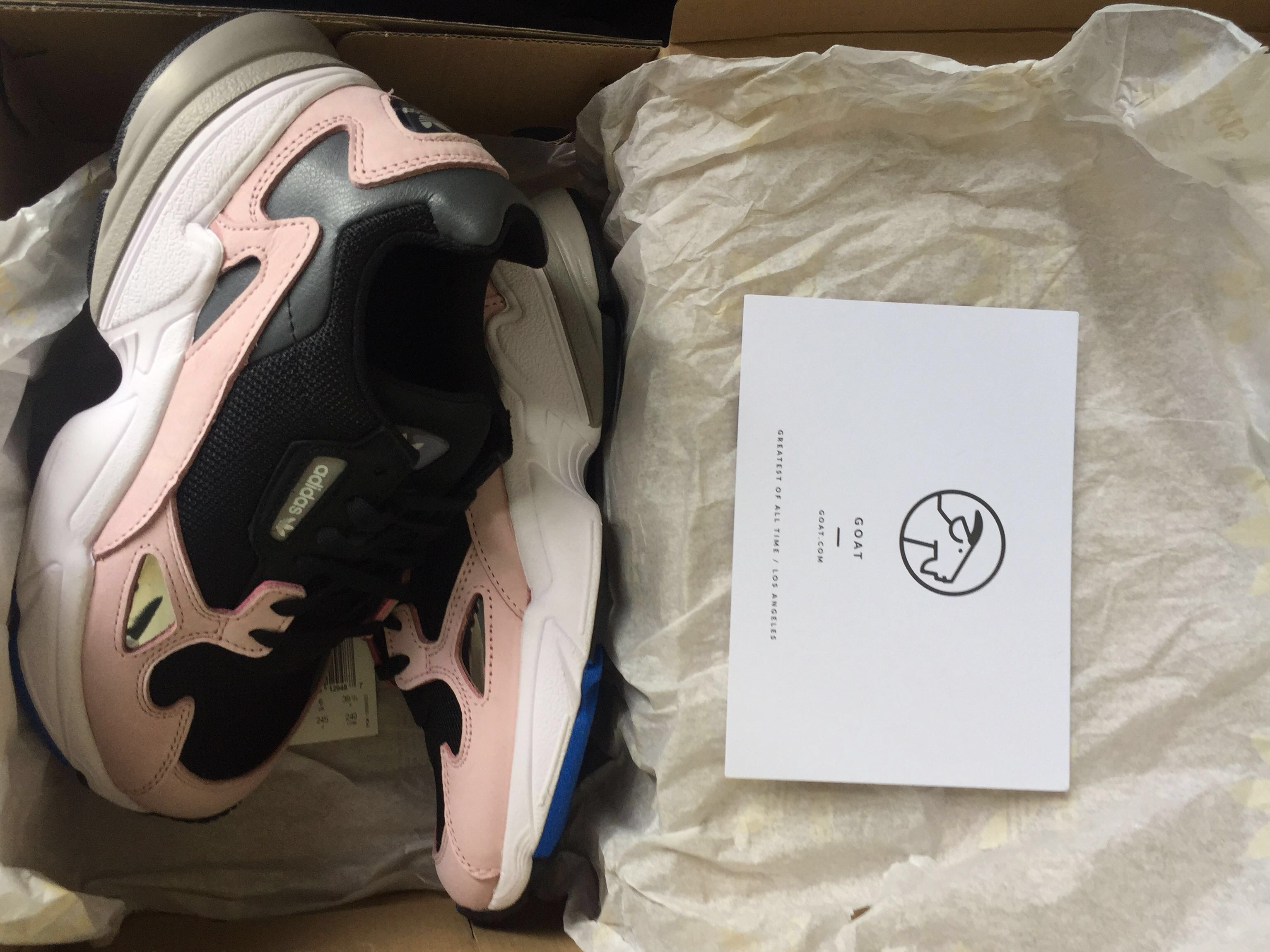 factory authentic 99711 886d1 Adidas Falcon X Kylie Jenner Brand New In Box