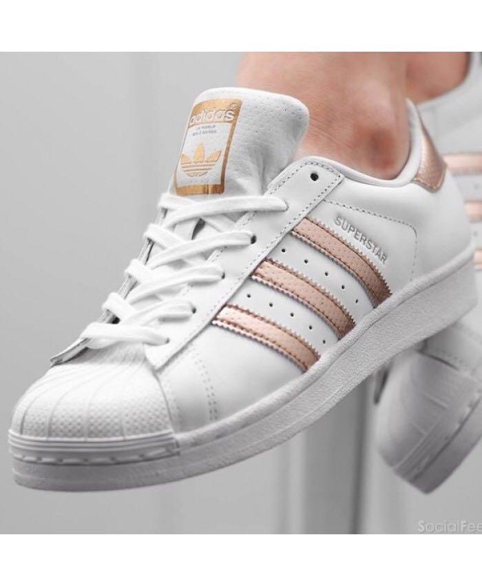 Superstar Adidas Gold Rose Online Shop, UP TO 60% OFF