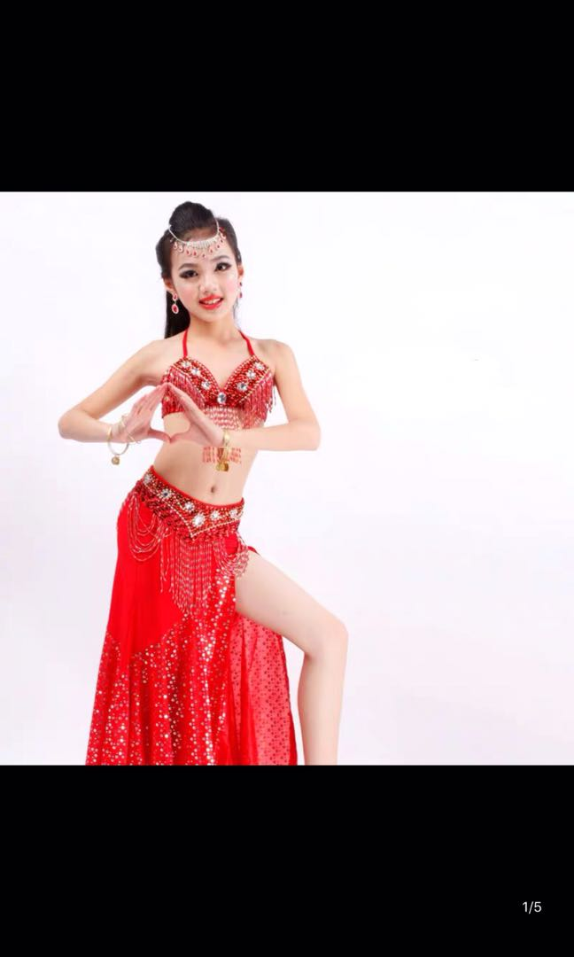 1dee3d652206 Adult Belly dance/ Oriental dance/ Indian dance bra and dress suit ...