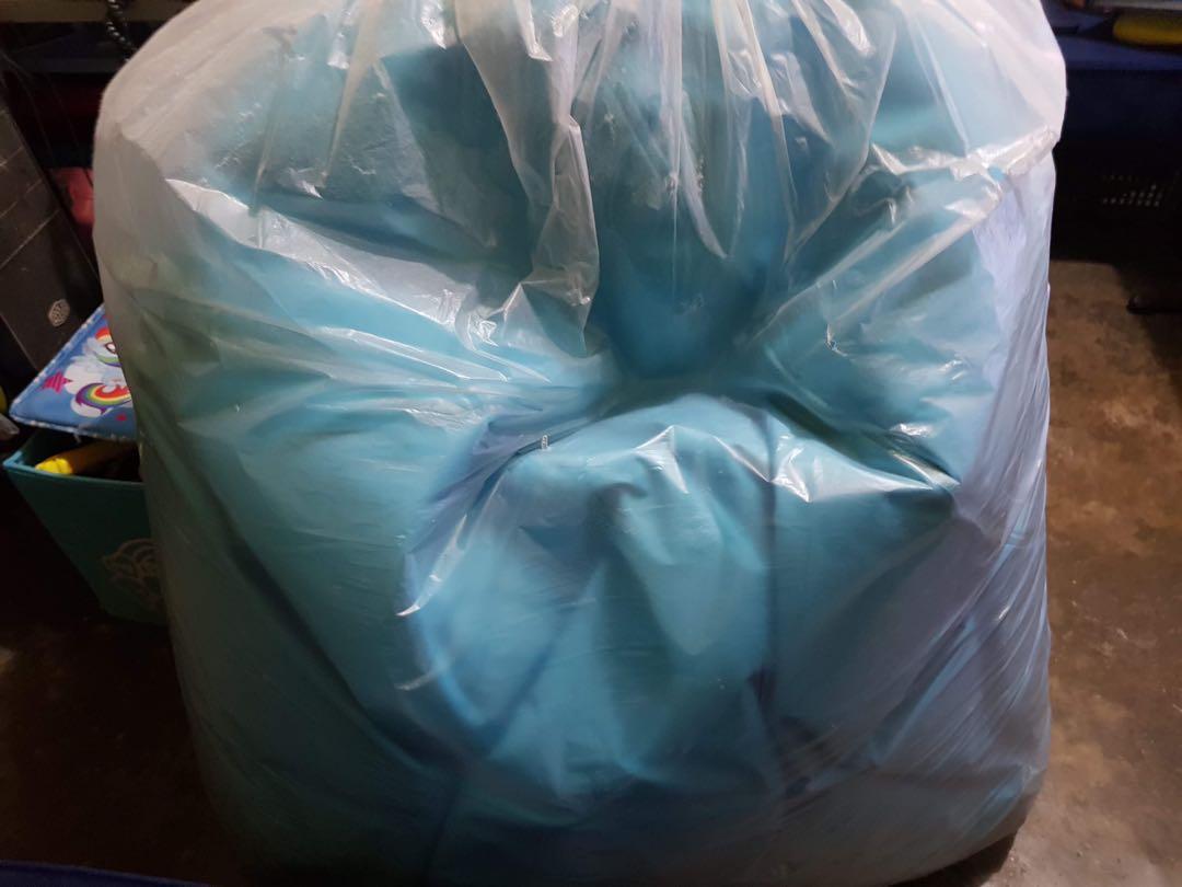 Wondrous Bean Bag Extra Large Home Furniture Furniture Fixtures Machost Co Dining Chair Design Ideas Machostcouk