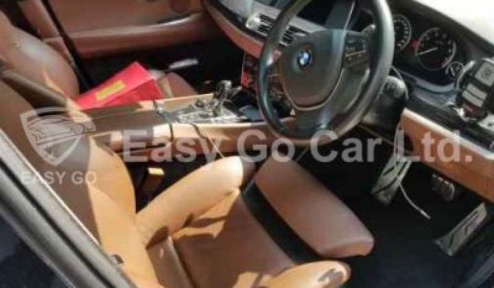 BMW 550I GT2011