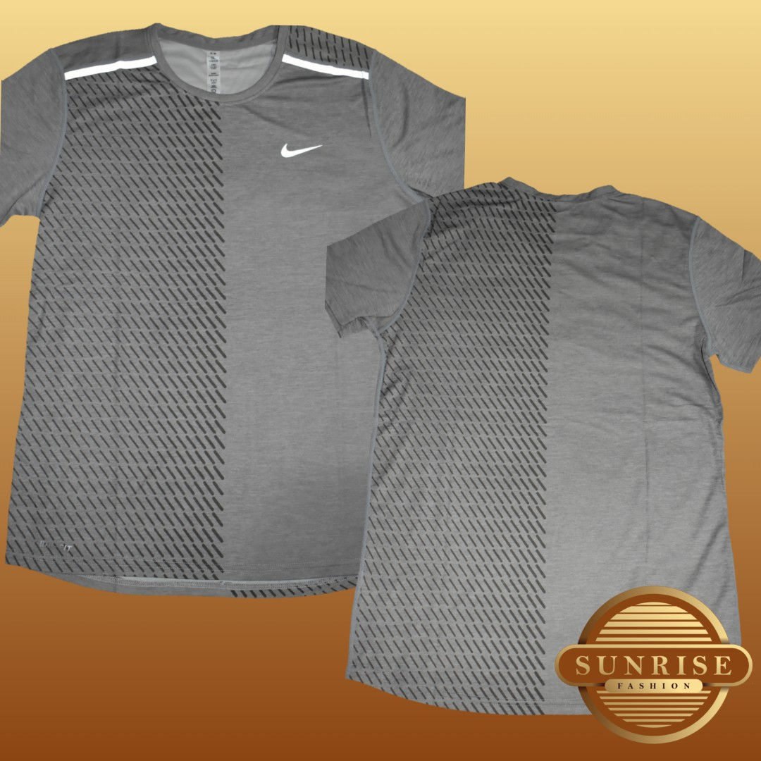 d4a185bfe BRAND NEW NIKE DRI FIT (LIGHT GREY), Men's Fashion, Clothes, Tops on ...