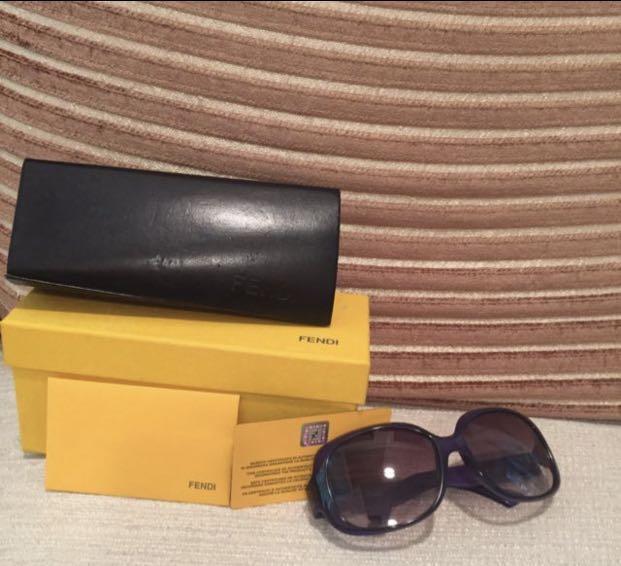 Fendi 太陽眼鏡 sunglasses