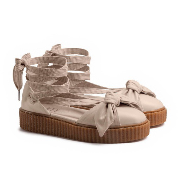 big sale 72411 a3430 Fenty by Rihanna x Puma Creeper Sandals