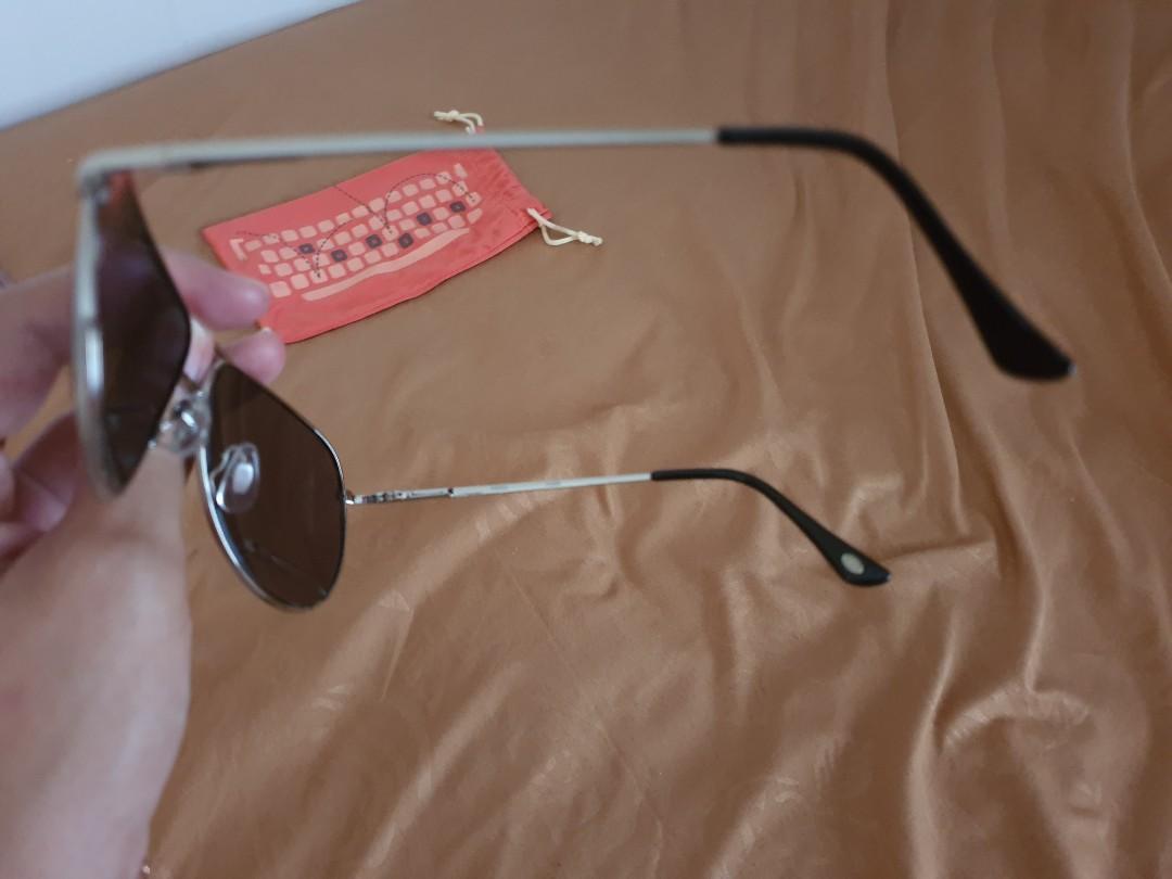 Fossil sunglasses authentic