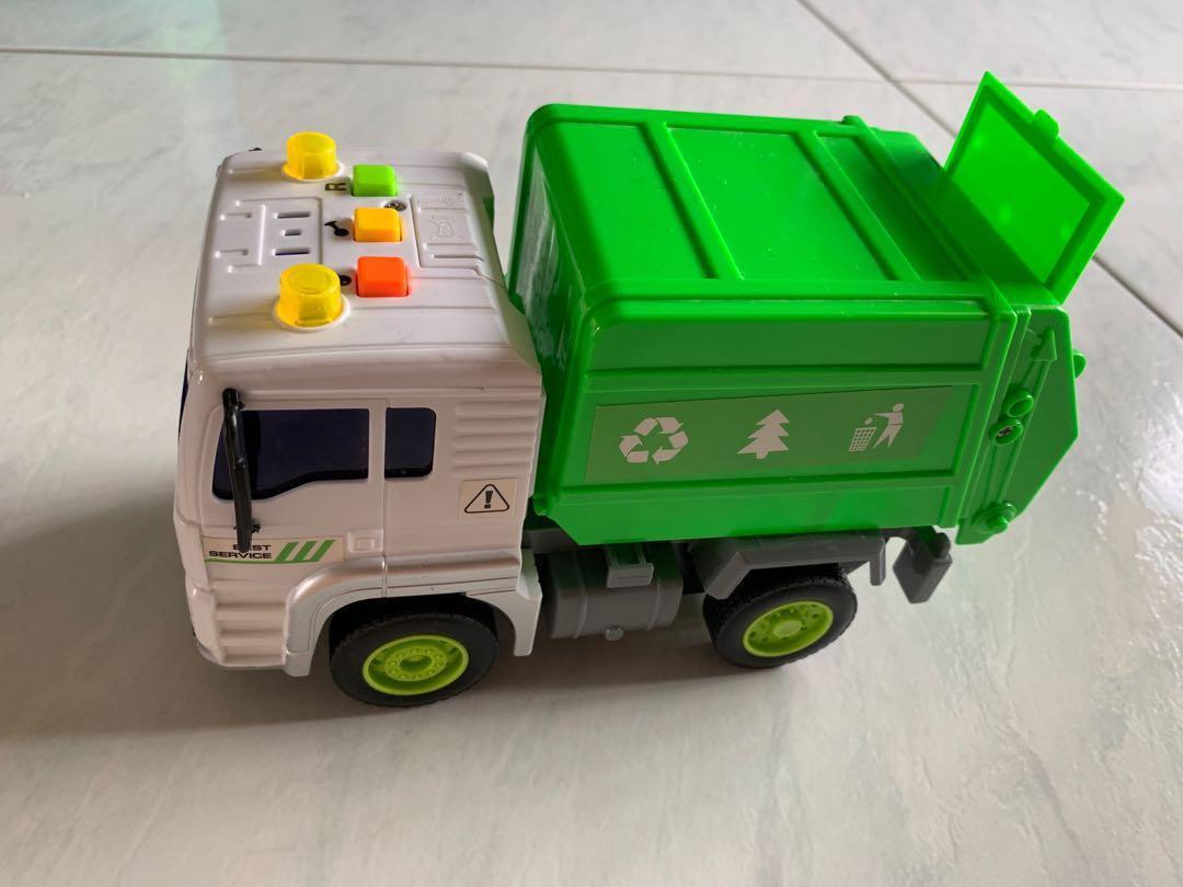 👶💰Garbage Truck