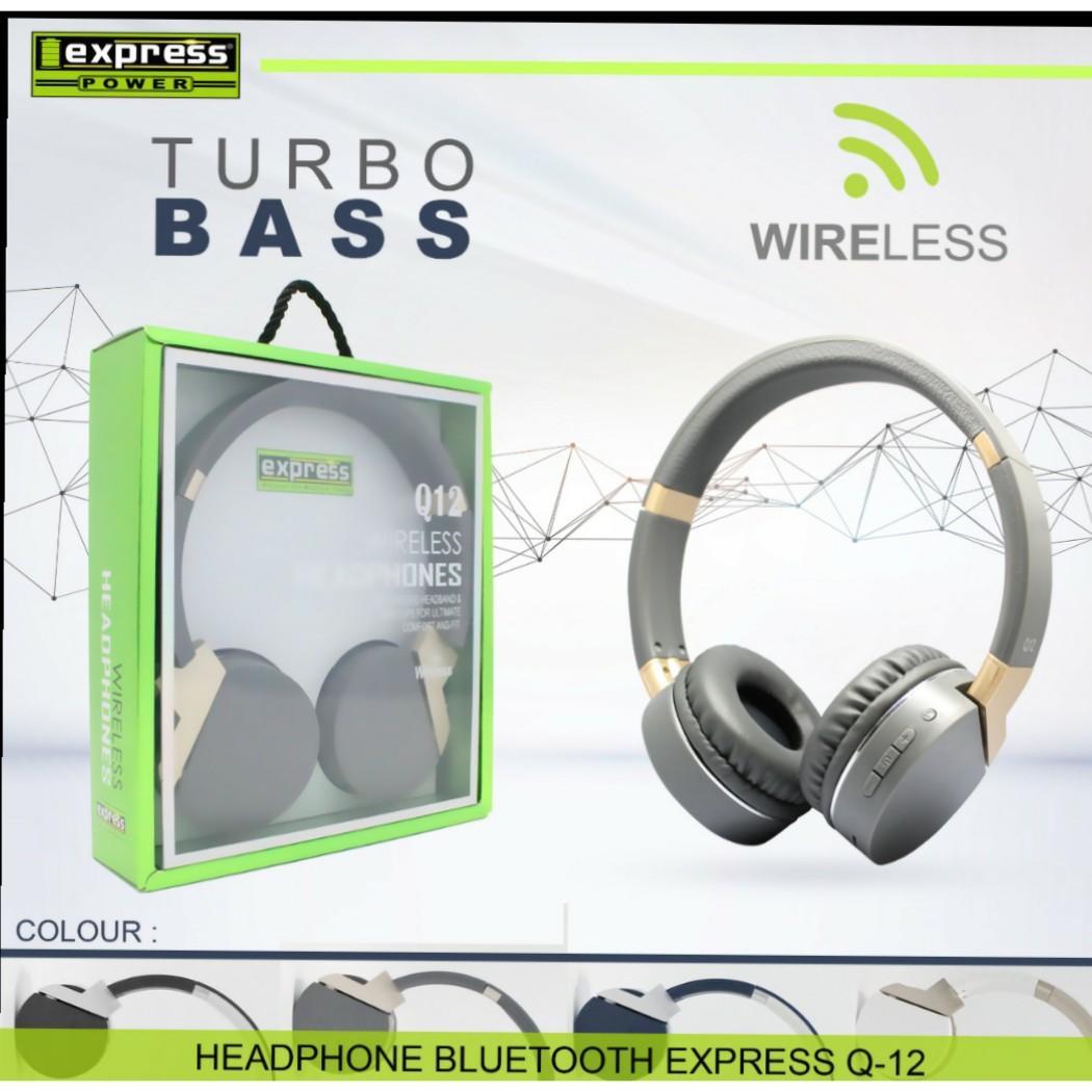 Headset Turbo Bass