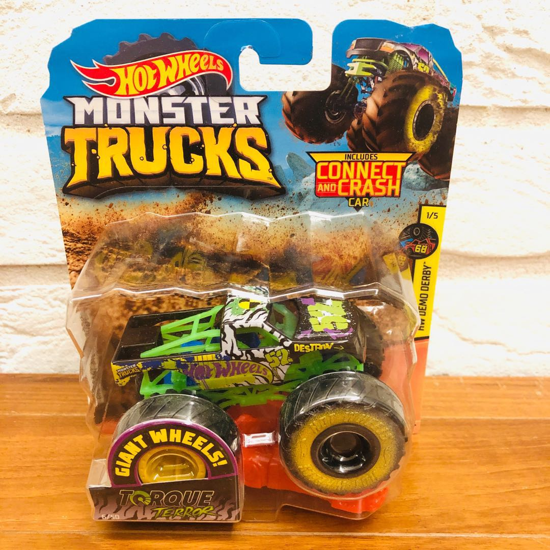 Toys & Games Hotwheels & Other Monster Jam Truck Toy Cars Other Vehicles
