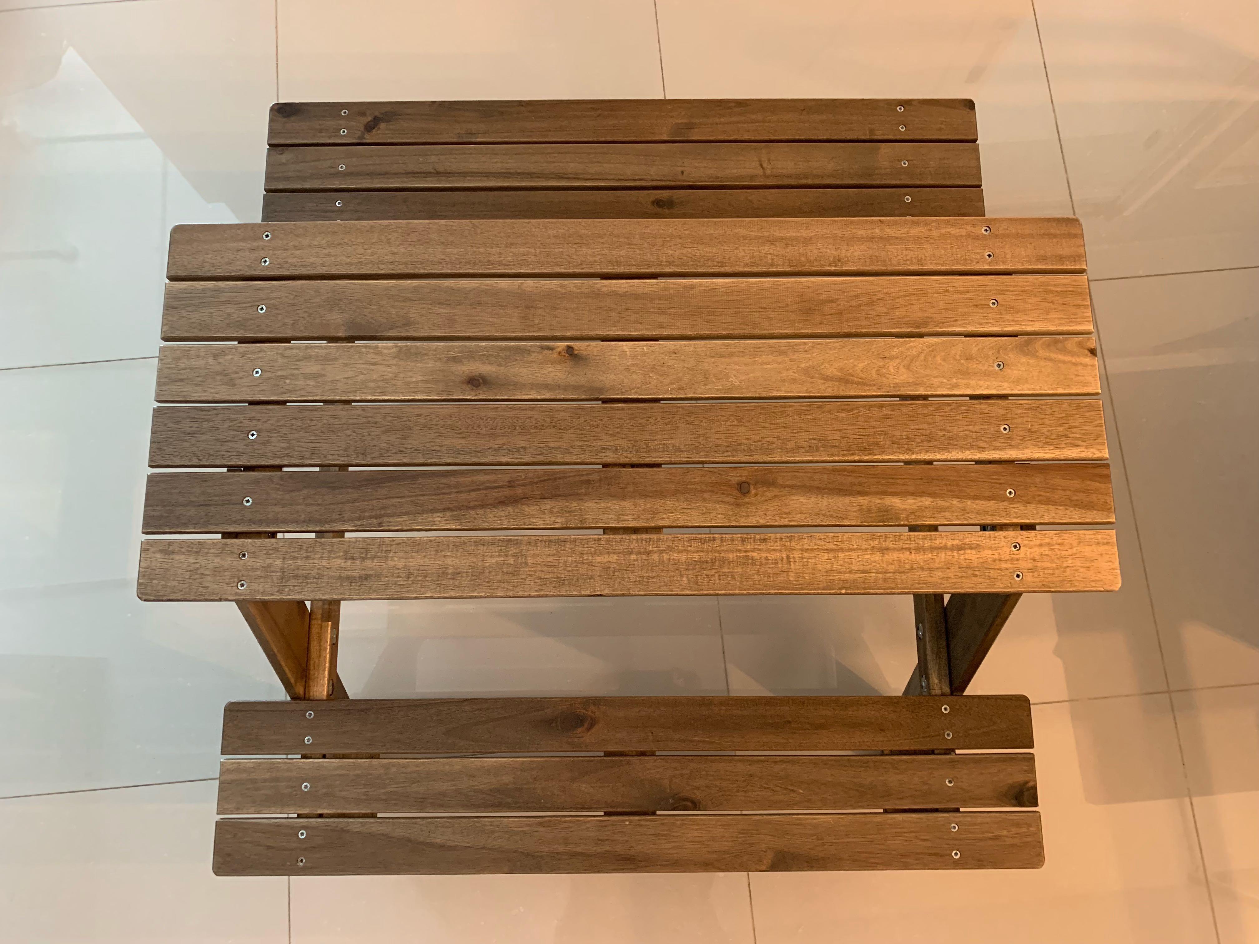 Ikea Reso Children S Picnic Table Furniture Tables