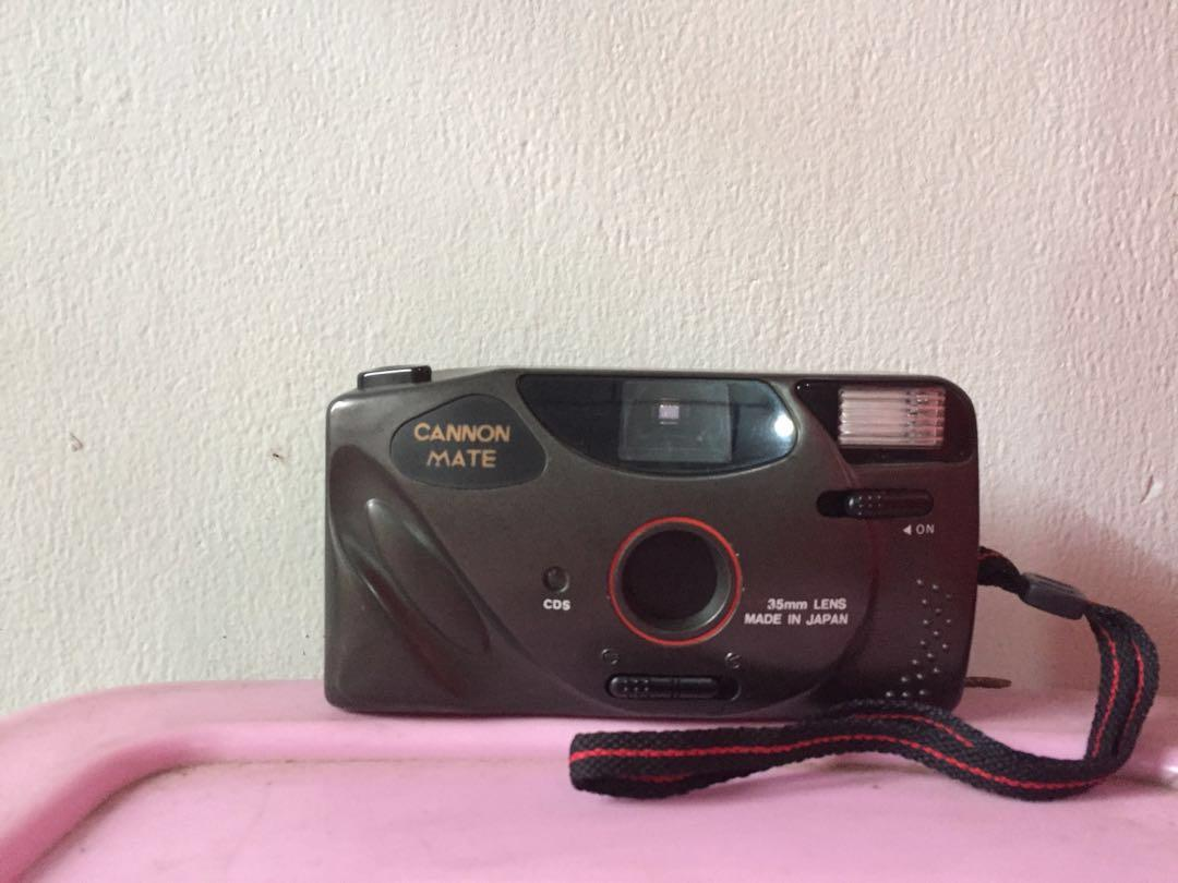 Kamera Analog Canon Mate AE -888