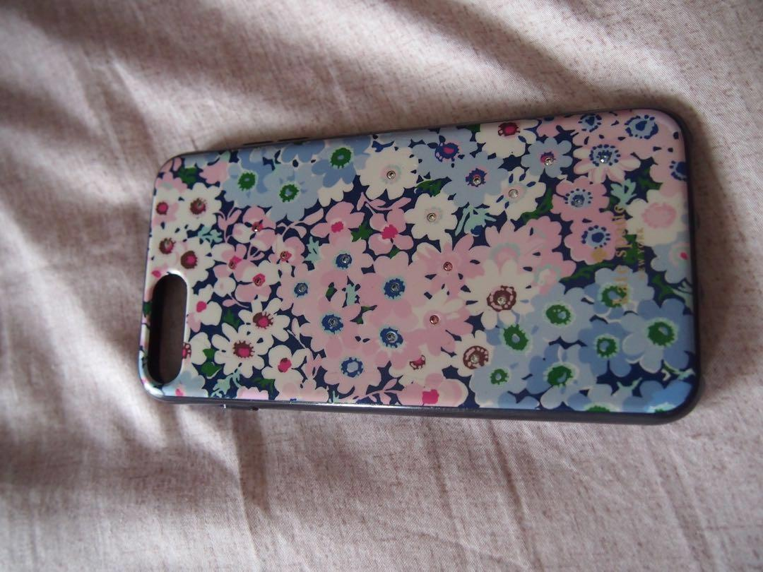 Kate spade floral iphone 7+/8+