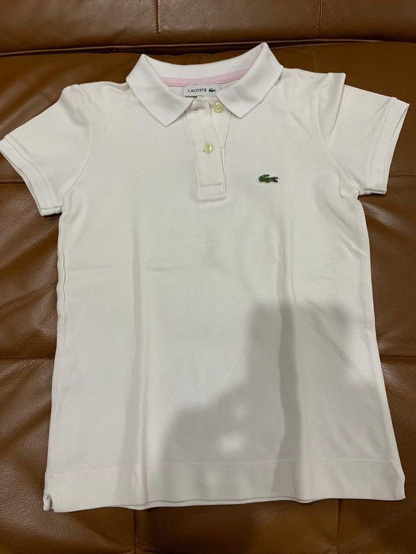 ac2929f1b Lacoste Polo T - kids - bought from France 🇫🇷!