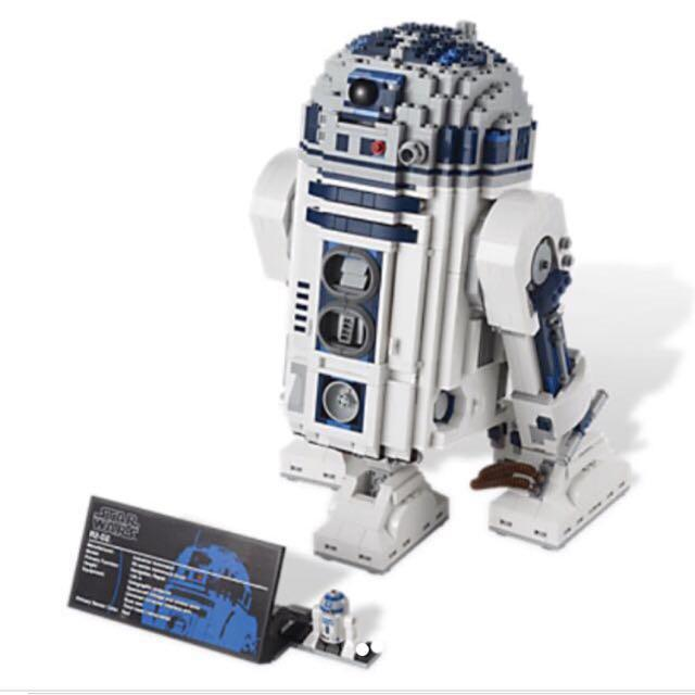Lego R2D2 MISB 10225 Retired Set