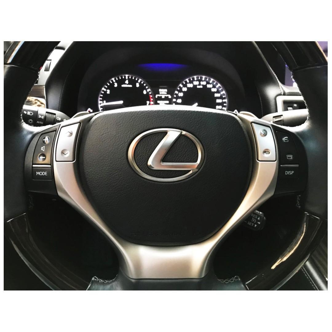 市面稀有LEXUS GS250 豪華中型房車 全車原鈑件附SAVE認證
