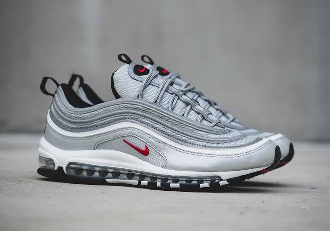 3f4d9e7cf2 LOOKING FOR: Nike Airmax 97 OG Silver Bullet on Carousell