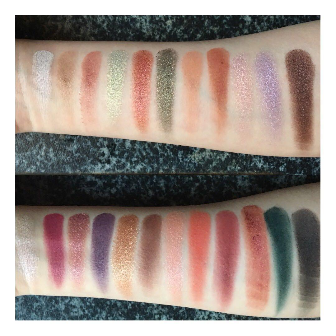 Makeup Revolution x The Emily Edit Needs and Wants Palettes