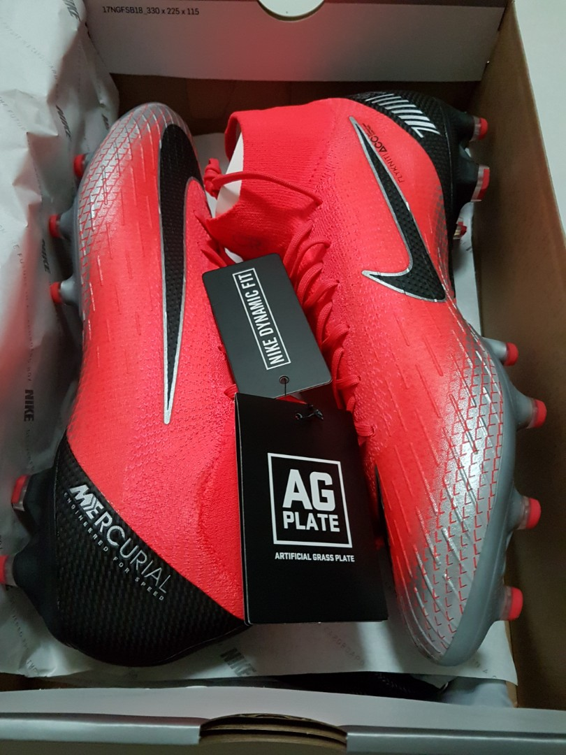 9110ebdd0 Nike Mercurial Superfly 6 Elite AG-PRO CR7 Chapter 7: Built On ...