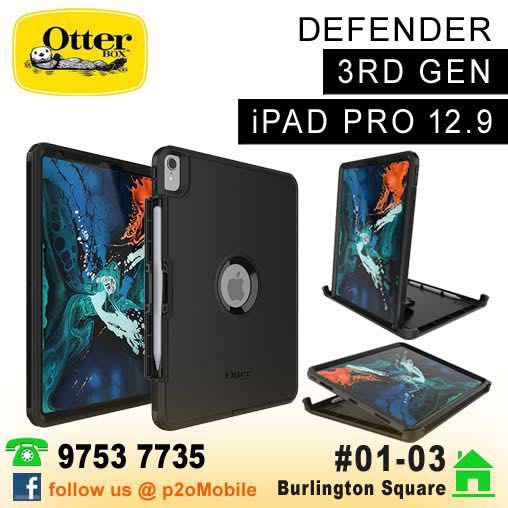 wholesale dealer fae2a 69787 Otterbox Defender for iPad Pro 12.9