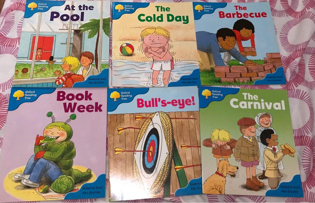 Oxford Reading Tree (Stage 2-4) 24 books
