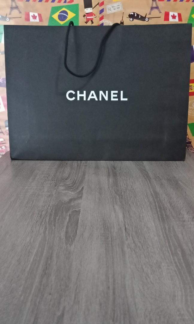Paperbag Chanel