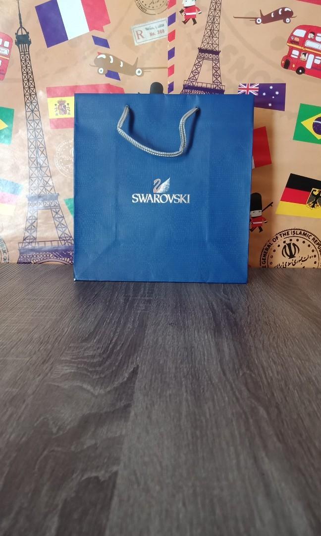 Paperbag swarovski