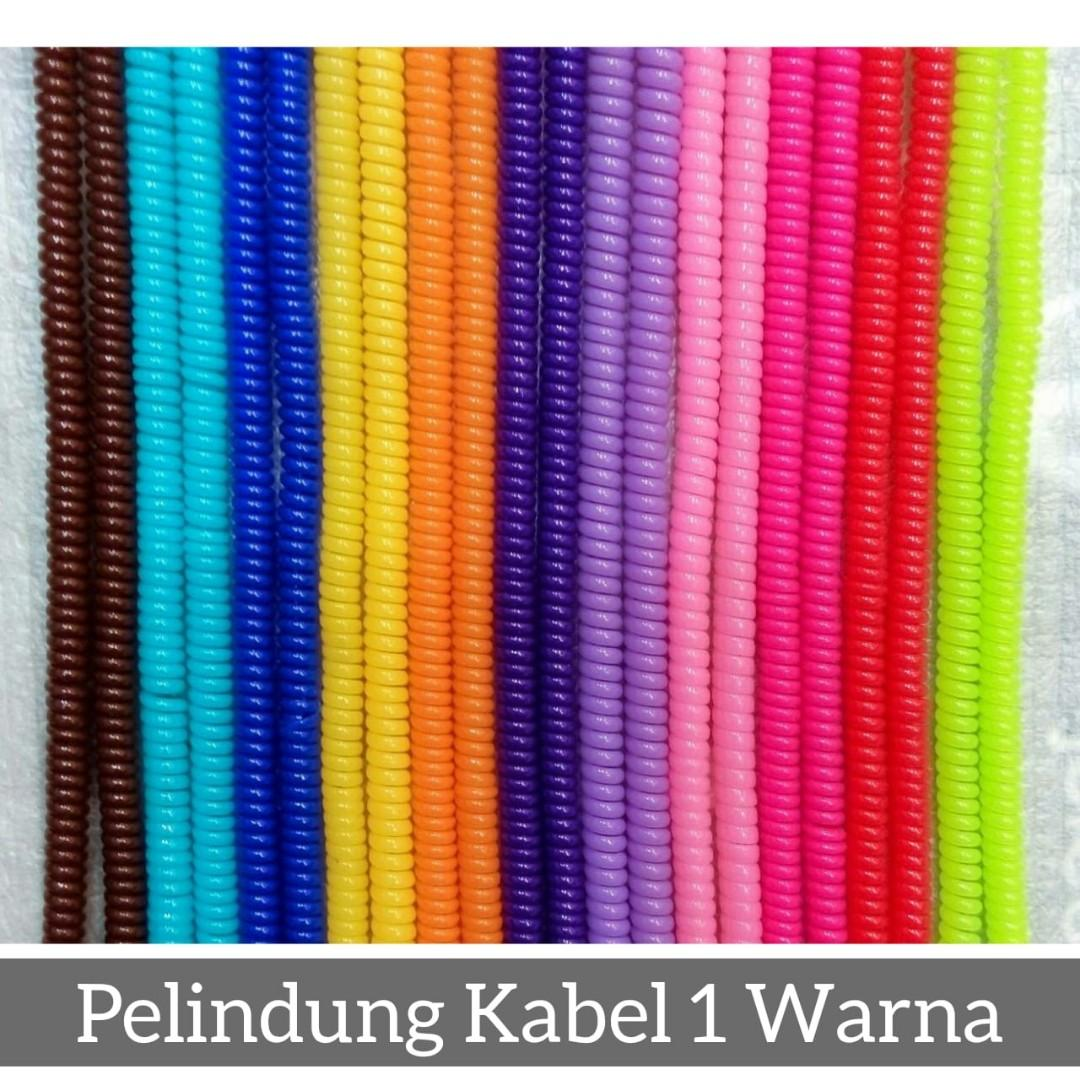 Pelindung Kabel 1 Warna