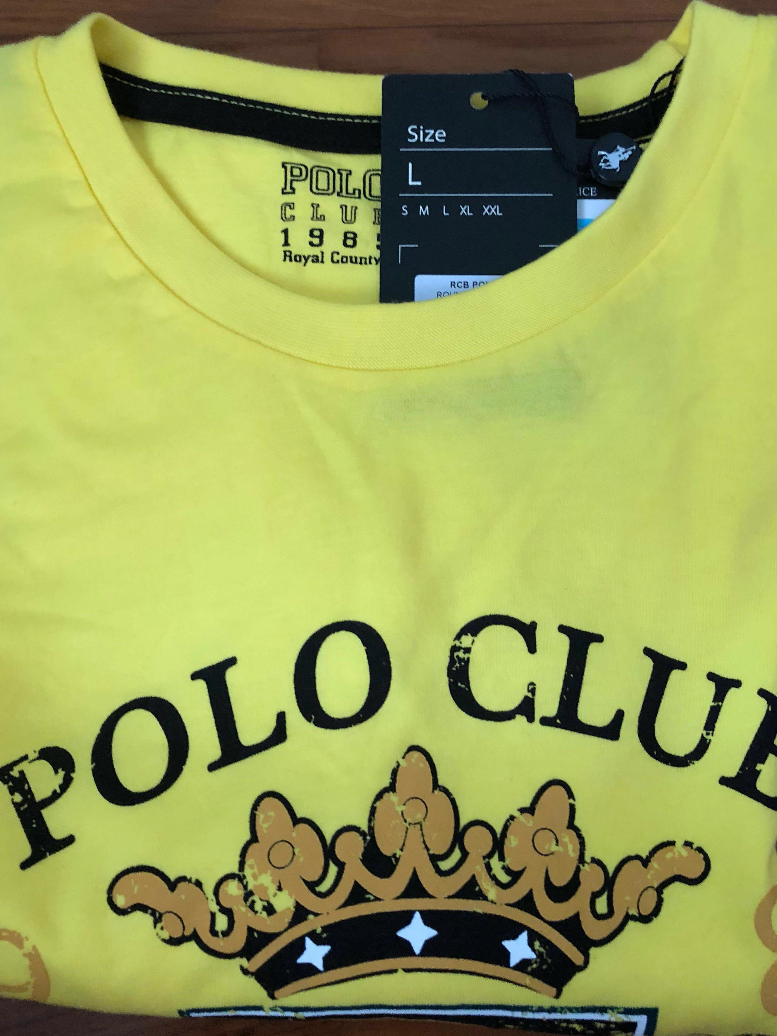 PoloClub Tshirt