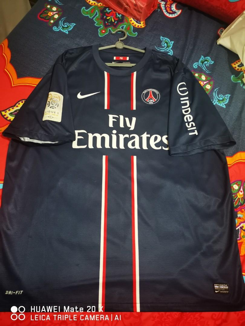 premium selection 2c7a2 6ccbe Psg David Beckham 32, Sports, Sports Apparel on Carousell