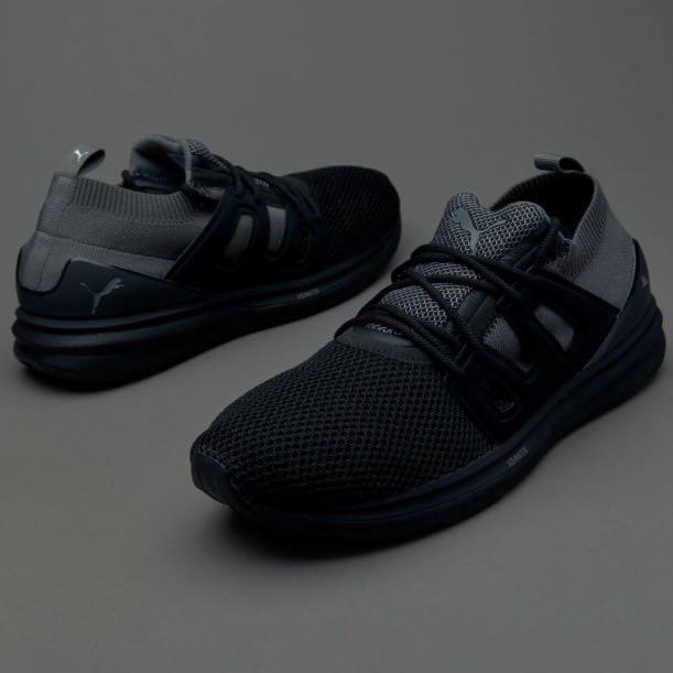 Puma Limitless EvoKnit B.o.g Running Shoes Black
