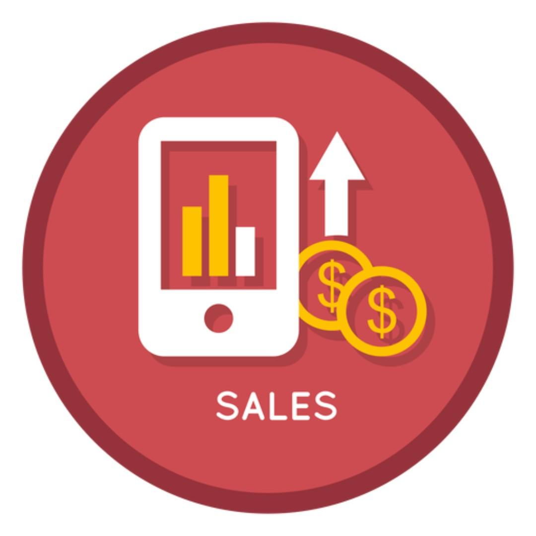 Sales Agent WANTED! *Start to earn some extra cash now!