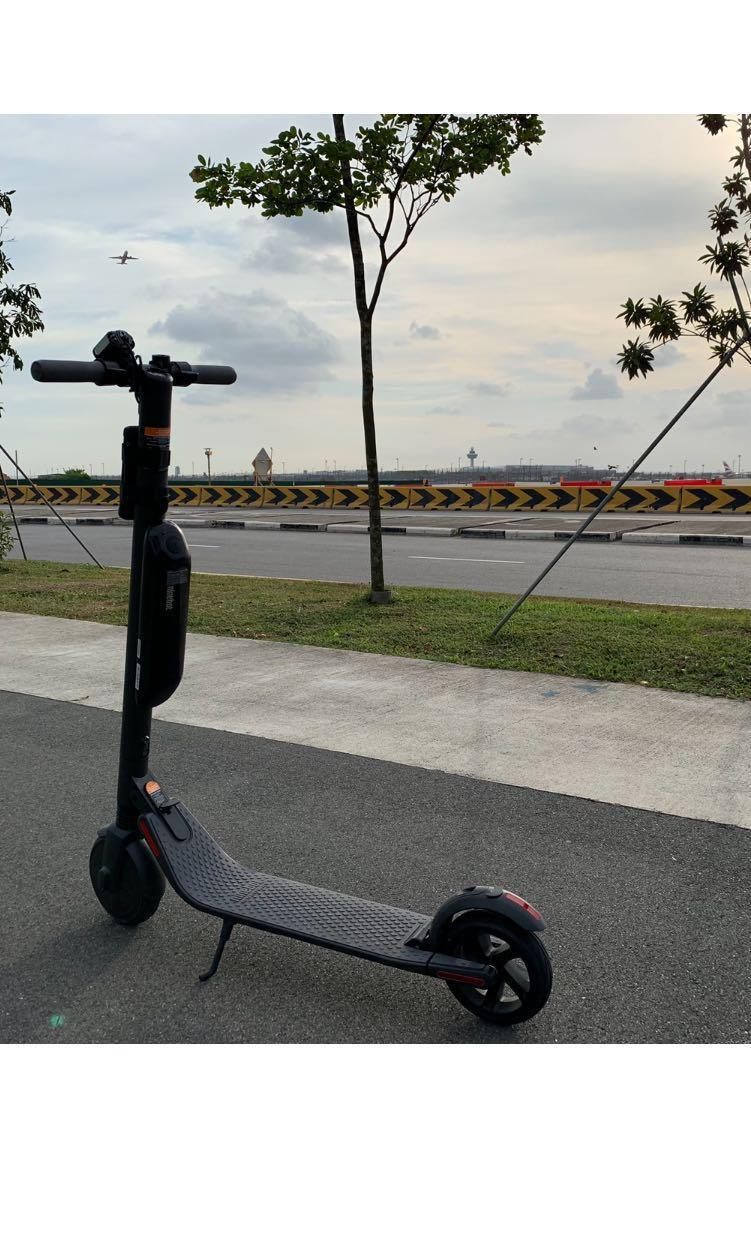 Segway ninebot es2 with additional battery, Bicycles & PMDs